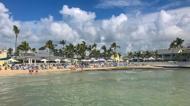 Family fun in Key West - Southern Beach