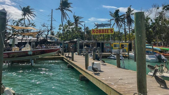 Florida Keys Restaurants - Robbies