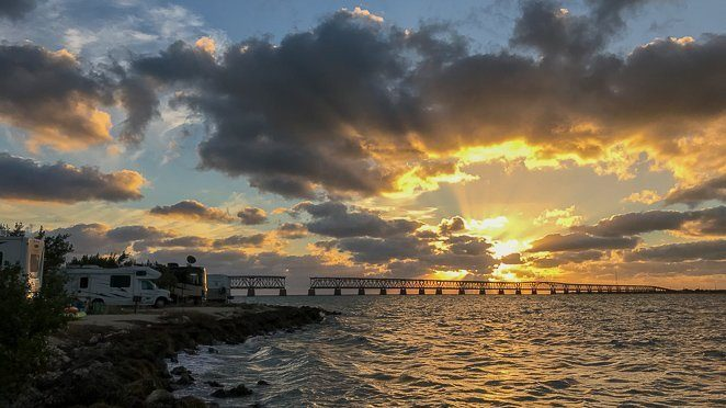 Florida Keys Sunsets and Florida Keys Points of Interest