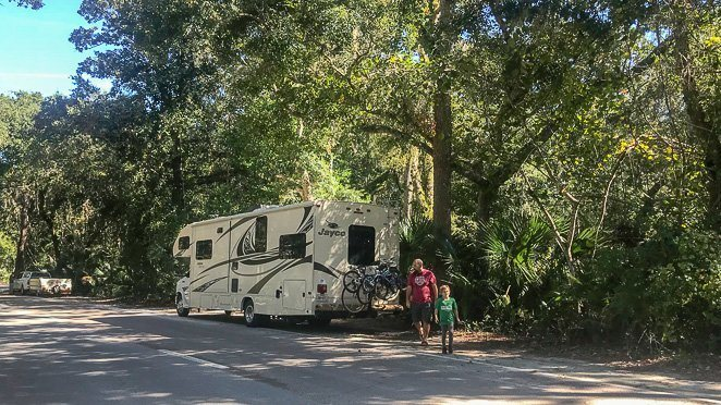 Full Time RV Living Family - Really?