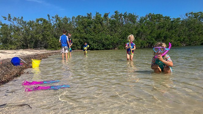 Go Snorkeling in the Florida Keys with Kids
