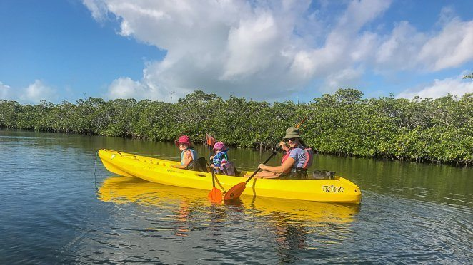 Key Largo Kayaking_