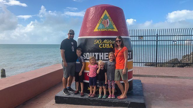 Key West Attractions - Southern Most Point