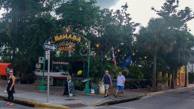 Key West Vacation - Visit Bahama Village Market