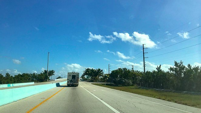 Miami to Florida Keys - Florida road trip