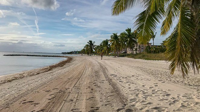 Smathers Beach Key West - Best Beach in Key West for Families