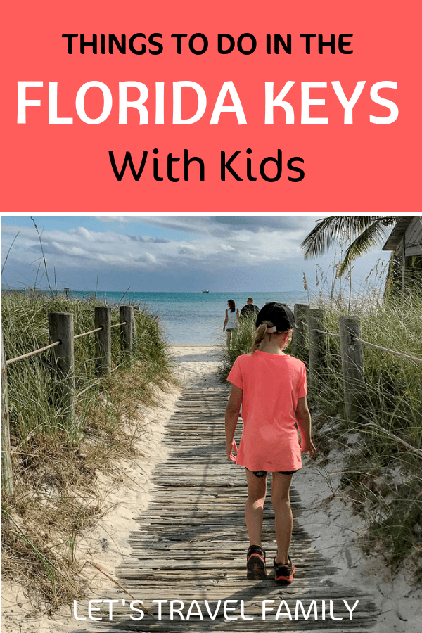 Things to Do In the Florida Keys with Kids