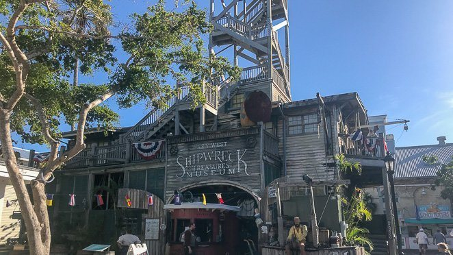 Things to do in Key West with kids - Shipwreck Museum
