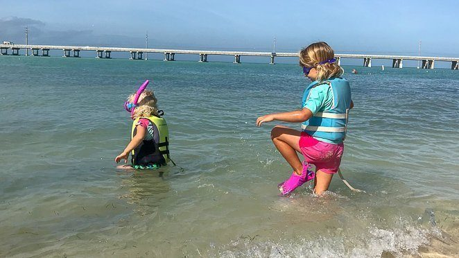 Trips to Florida Keys with kids