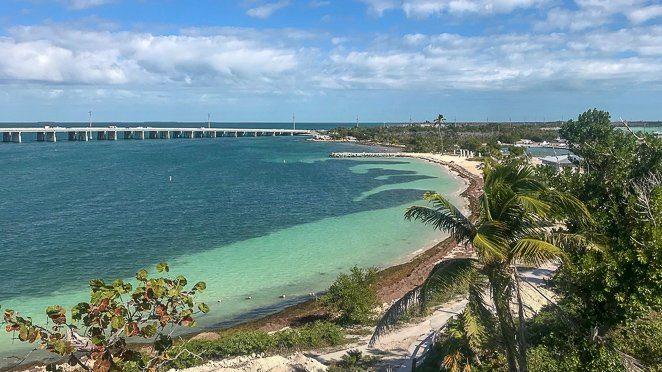 Bahia Honda State Park Calusa Beach - FL Keys Beaches_
