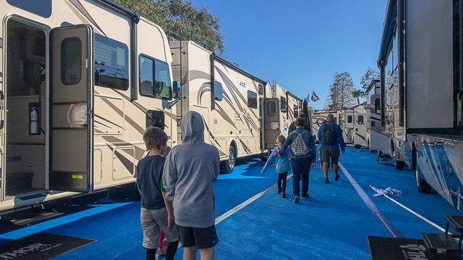 Bring the Family to the Tampa Florida RV Show