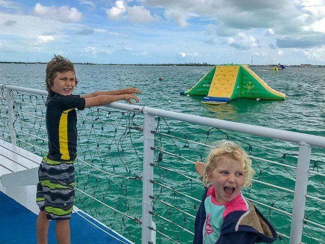 Family Friendly Key West - Boat Ride