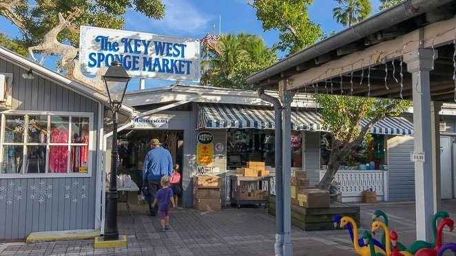 Fun Things to Do in Key West With Kids - Go Shopping