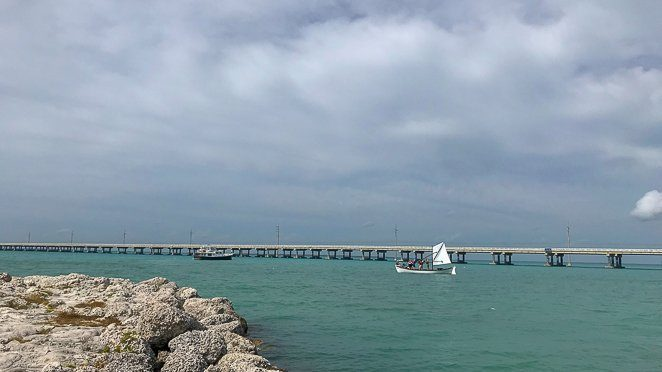 Key West Florida Driving the Overseas Highway - Road trip