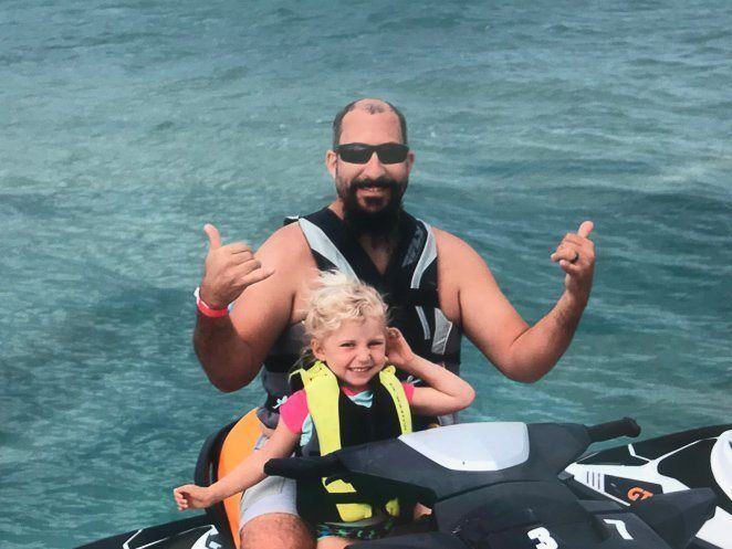 Key West With Kids - Jet Skiing