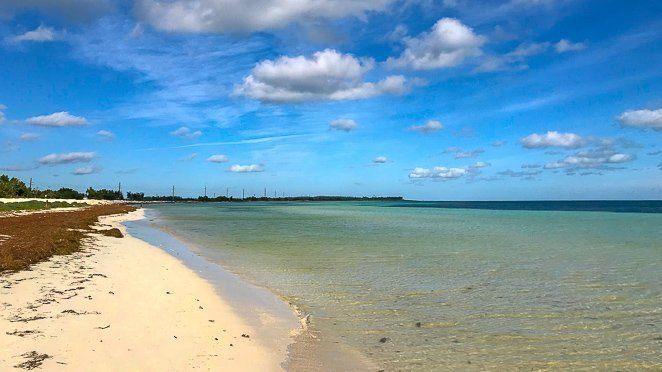 Loggerhead Beach - Bahia Honda State Park