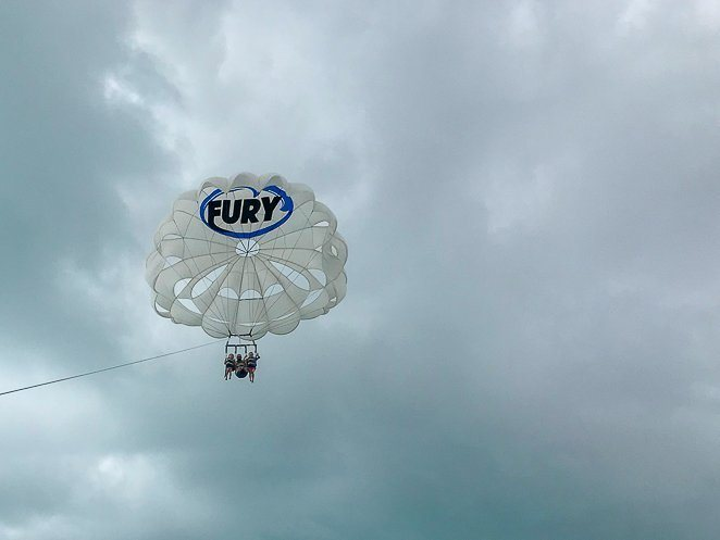 Parasailing - Fun Things to Do In Key West