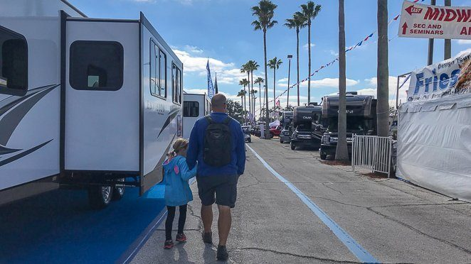Tampa RV Show - Florida RV Supershow
