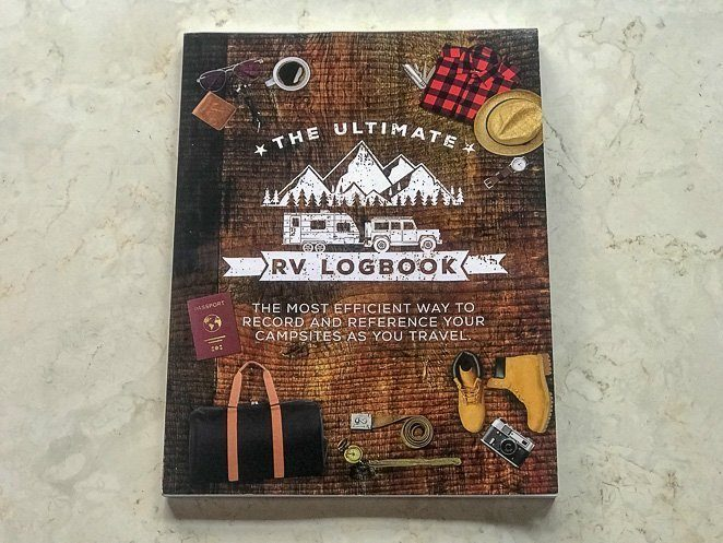 The Ultimate RV Logbook - A Great Camping Journal