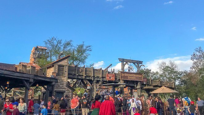 Best rides at magic kingdom for fastpass