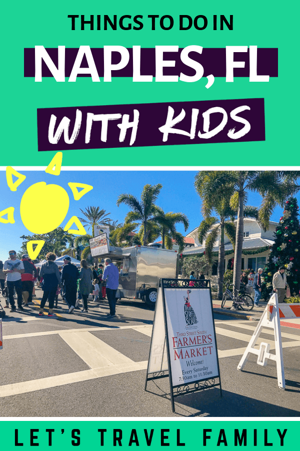 Things to do in Naples FL for Kids