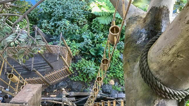 What to do at Magic Kingdom Orlando - Swiss Family Robinson Tree House