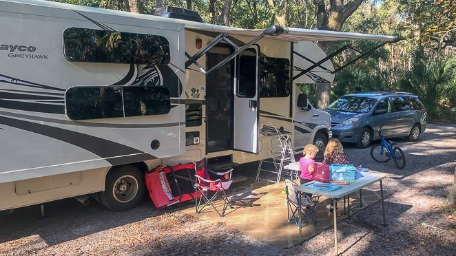 Frugal RV Living Tips