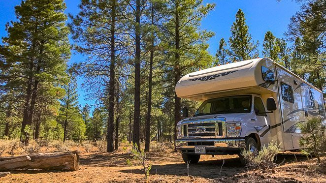How to plan a road trip in my RV?