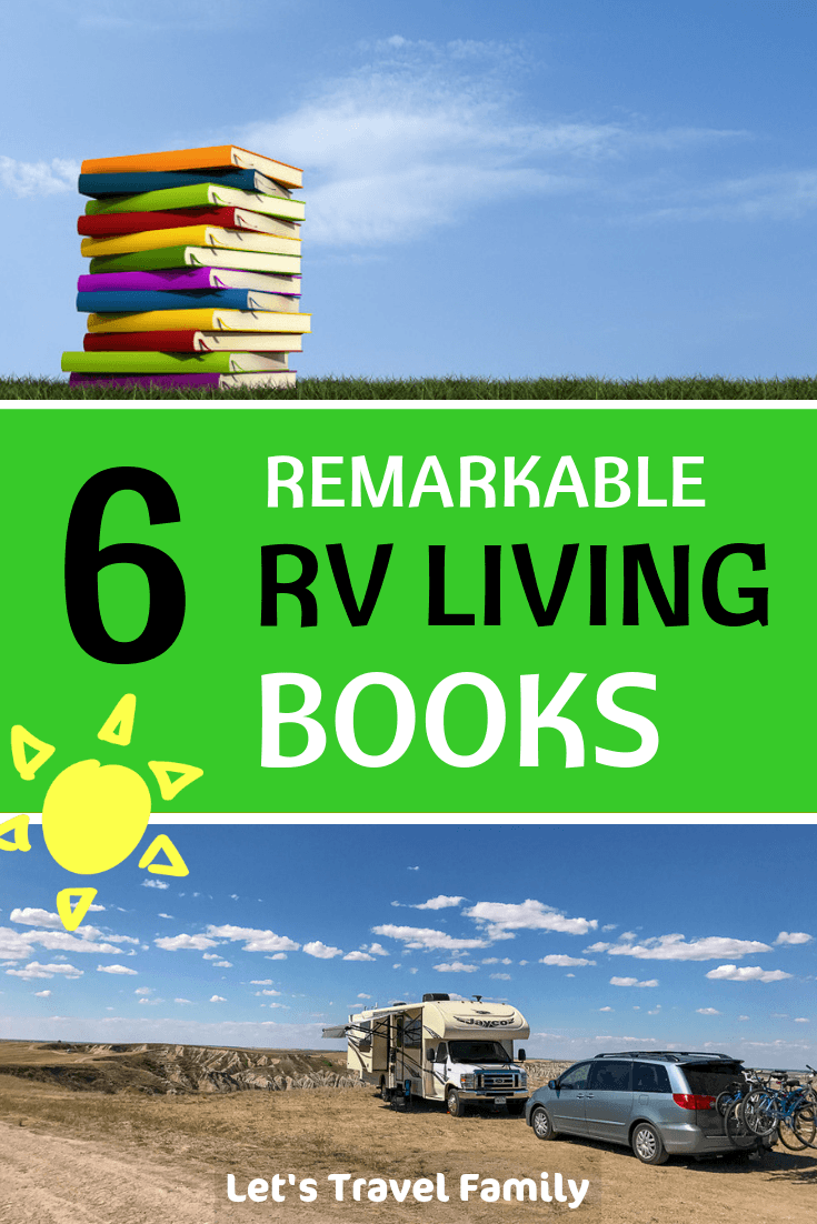 RV LIVING BOOKS