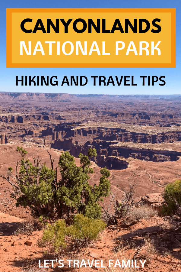 Canyonlands National Park Hikes