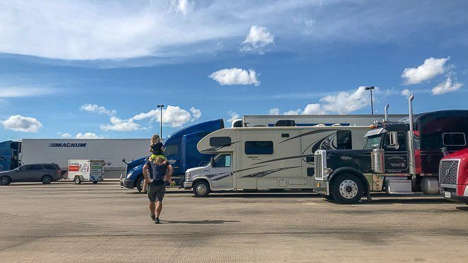 Lifestyle RV with kids