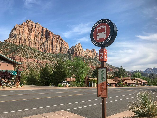 Lodging near zion national park - Springdale