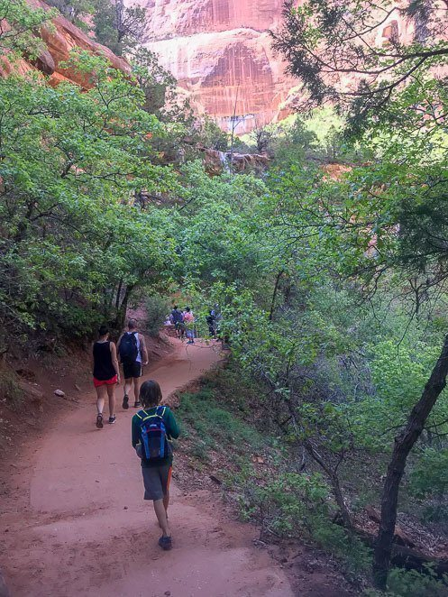 Utah National Parks Hikes