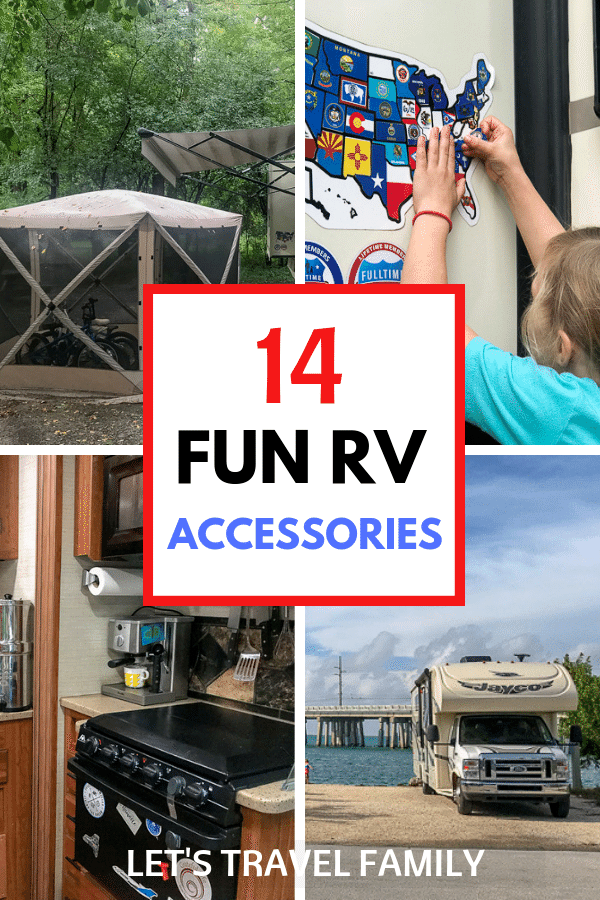 14 Fun RV Accessories