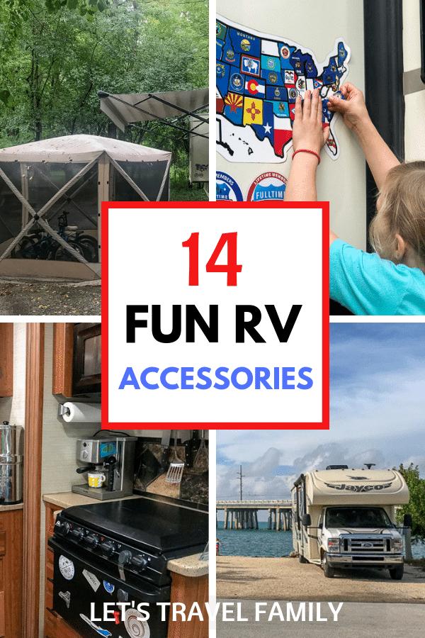 14 Fun RV Accessories