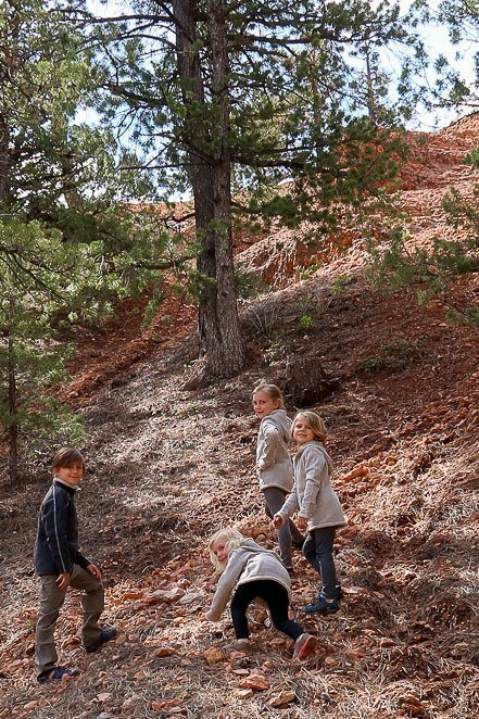 Best hiking pants for kids
