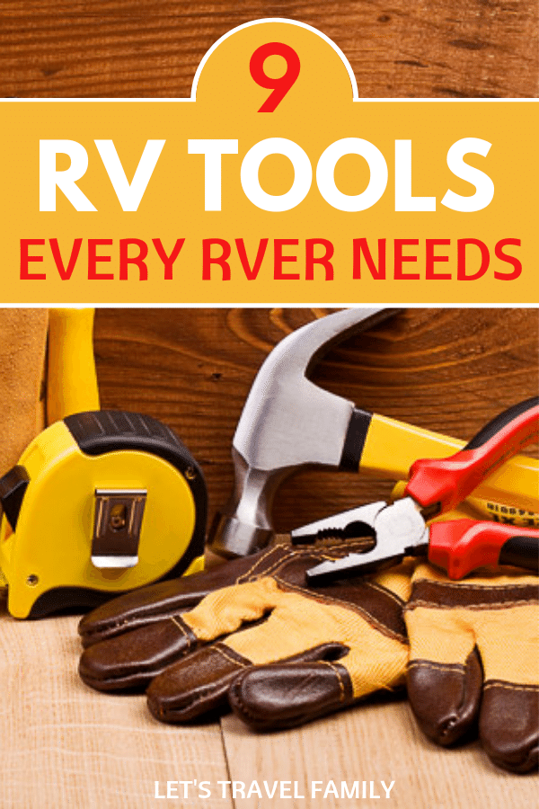 RV Tool Kit For RVers