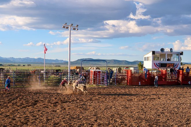 Fun things to do in Utah - go to a Rodeo