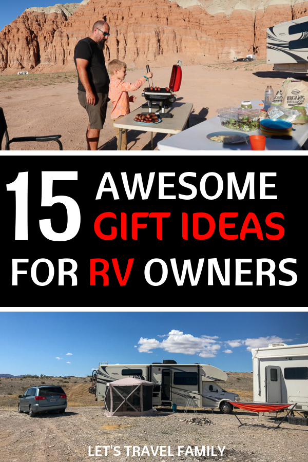 Gifts for RV owners and campers