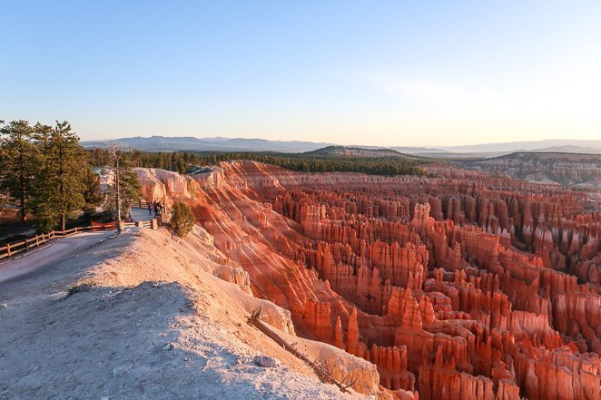 Bryce Amphitheater in Bryce Canyon National Park