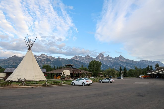 Dornans Chuckwagon Grand Teton Moose