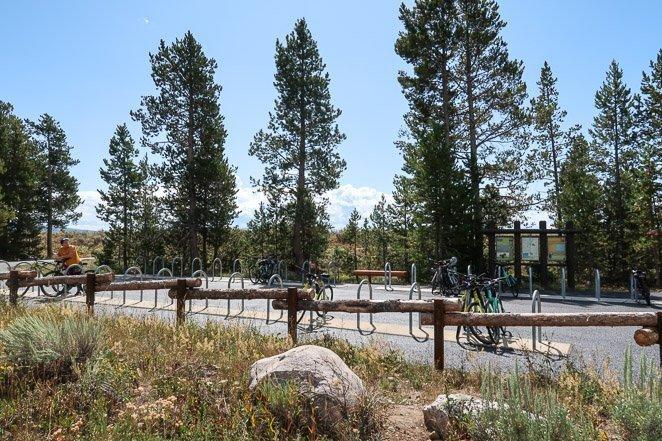 Grand Teton Ride Your Bike