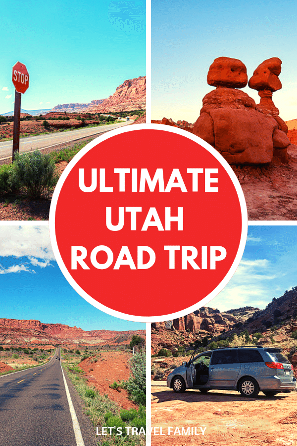 Ultimate Utah Road Trip