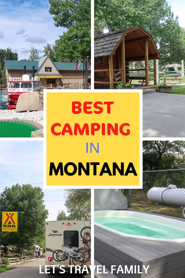 Best Camping In Montana