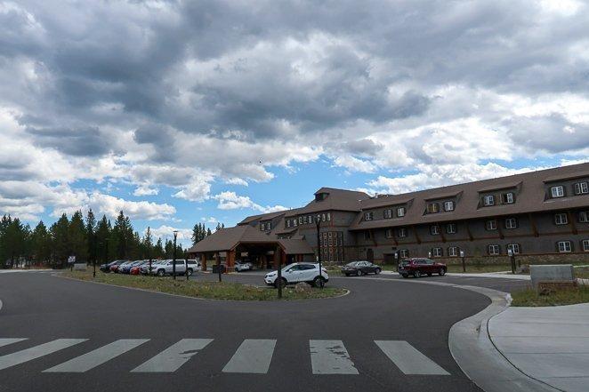 Canyon Lodge - Yellowstone Lodging