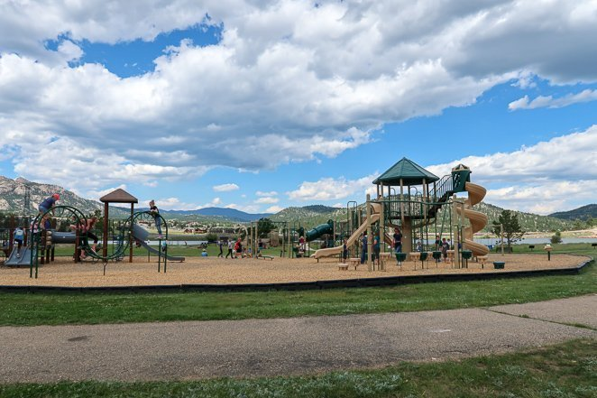 Estes Park things to do - Playground