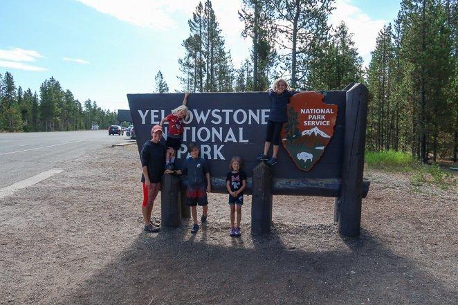 Yellowstone Itinerary 5 Days