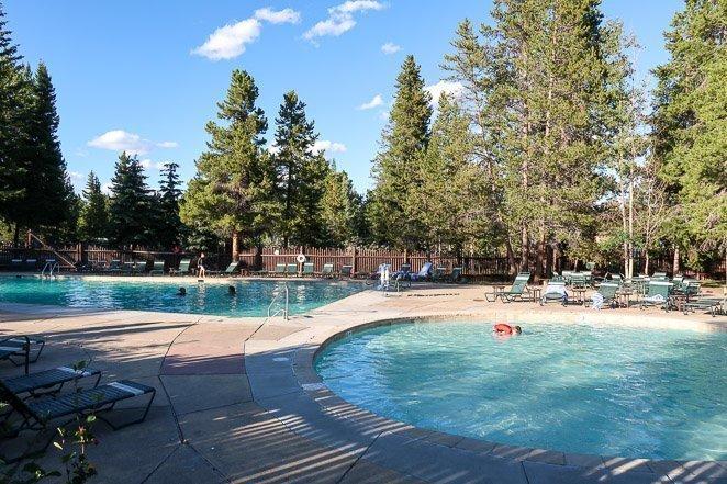 Jackson Lake Lodge Swimming Pool