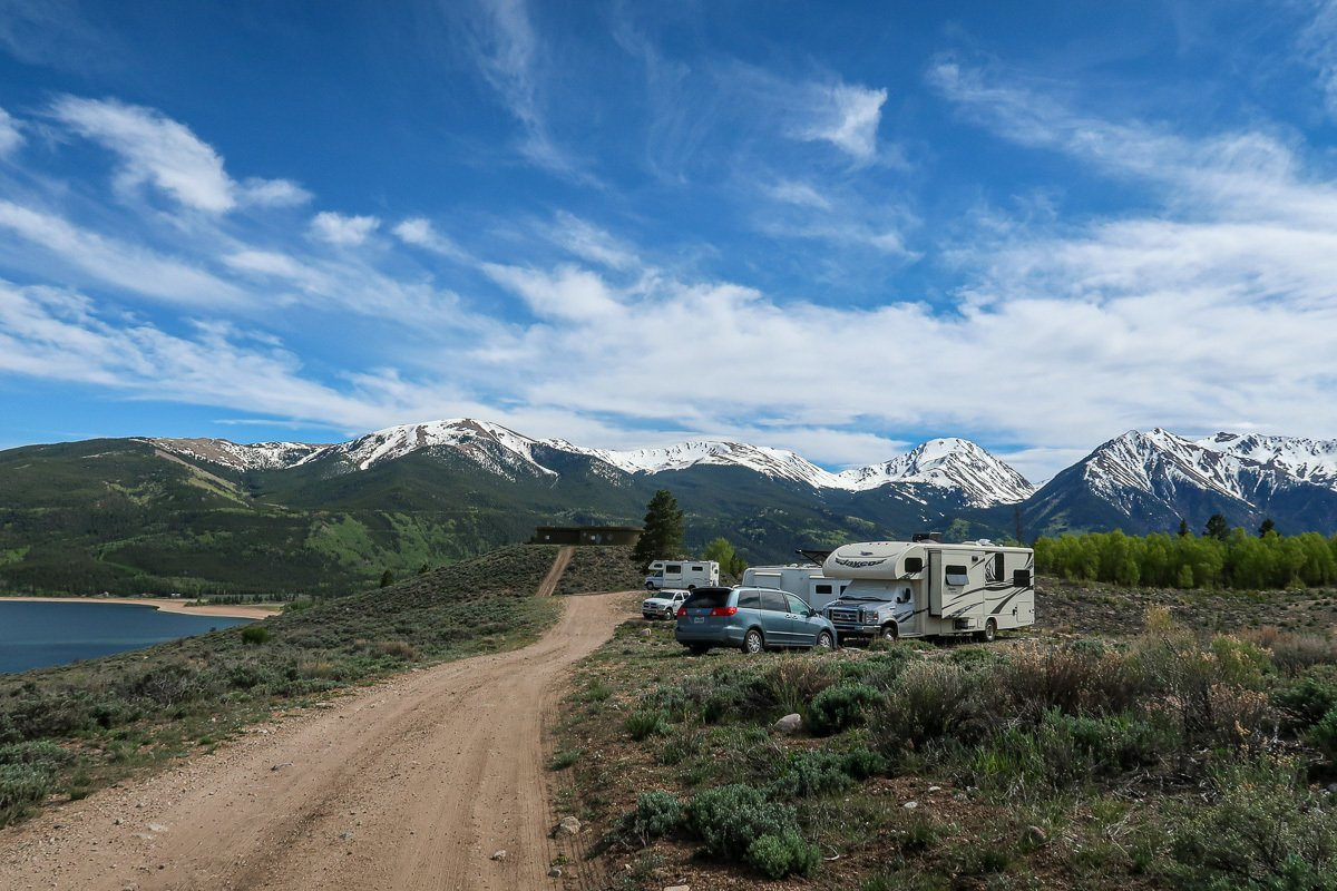 Boondocking Trip Planning Apps