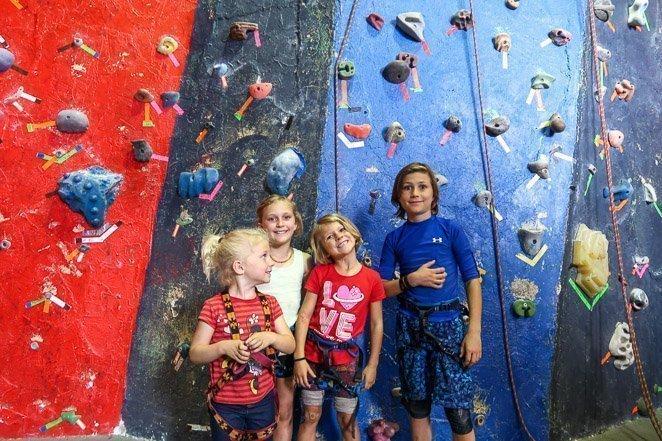 Rock Climbing in Estes Park